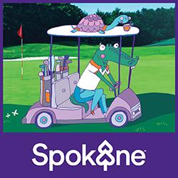 Visit Spokane Ad