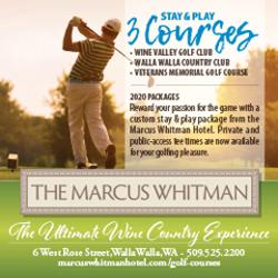 Marcus Whitman Ad